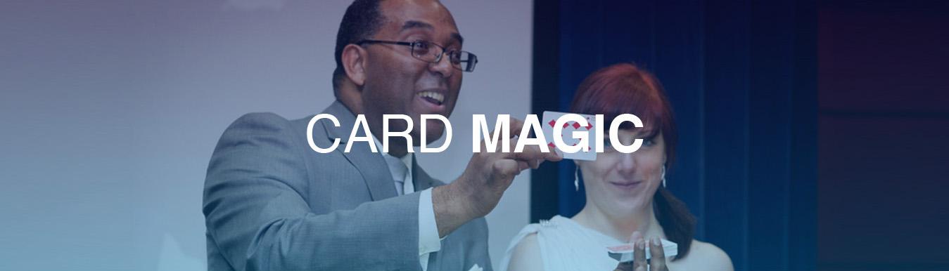 Coaching-Card Magic